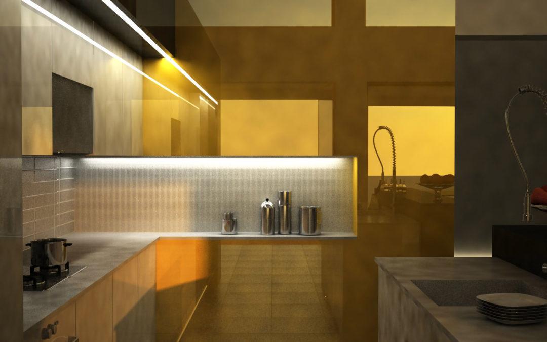 Arquitectura de interiores o como rehabilitar con diseño