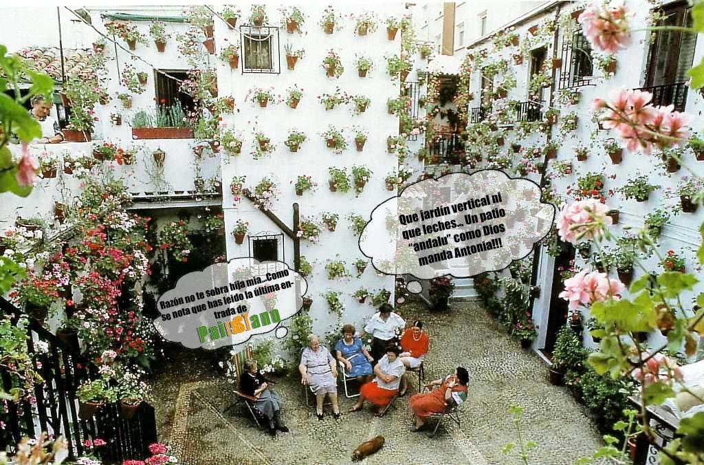 Jardin vertical Paissano