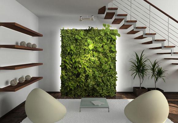 Jardín Vertical - La gran Estafa Verde