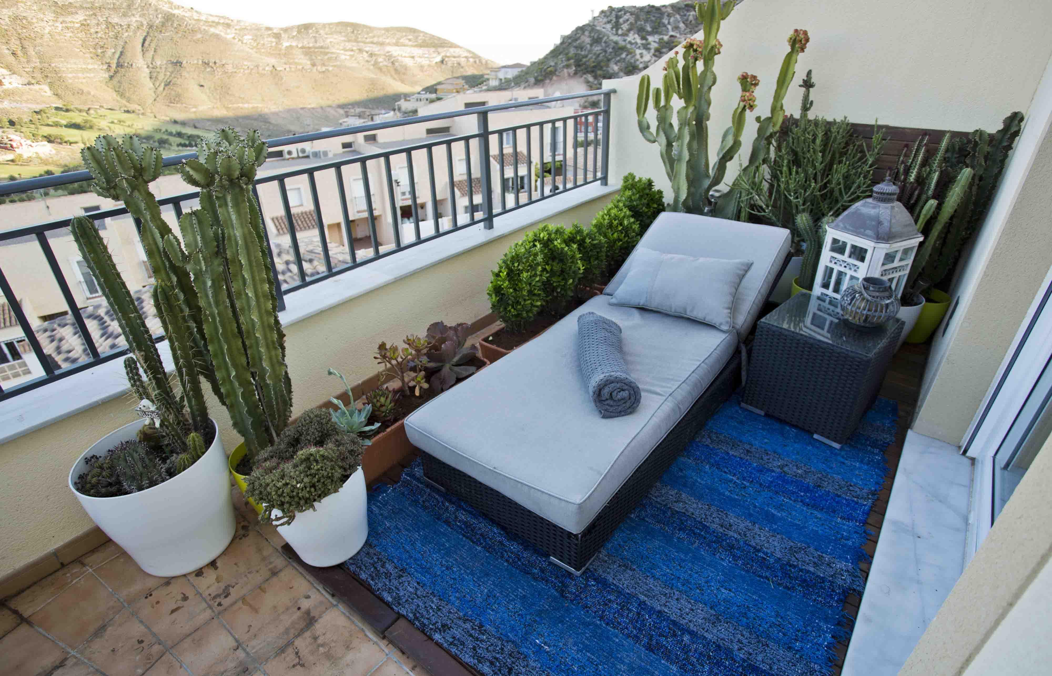 C mo hacer una terraza low cost en 5 pasos paissano - Como cubrir una terraza ...