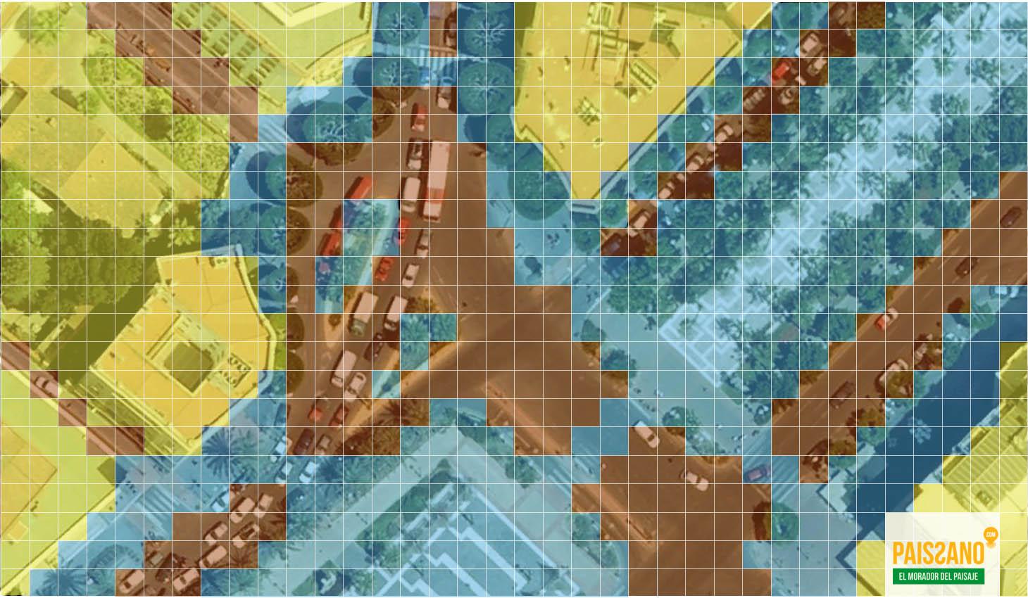 Analisis Encuentro Rambla con Paseo de Almeria