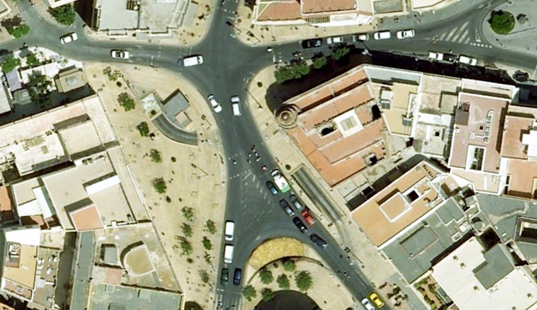 La Arrogancia del Espacio - Paisajismo Versión Almería