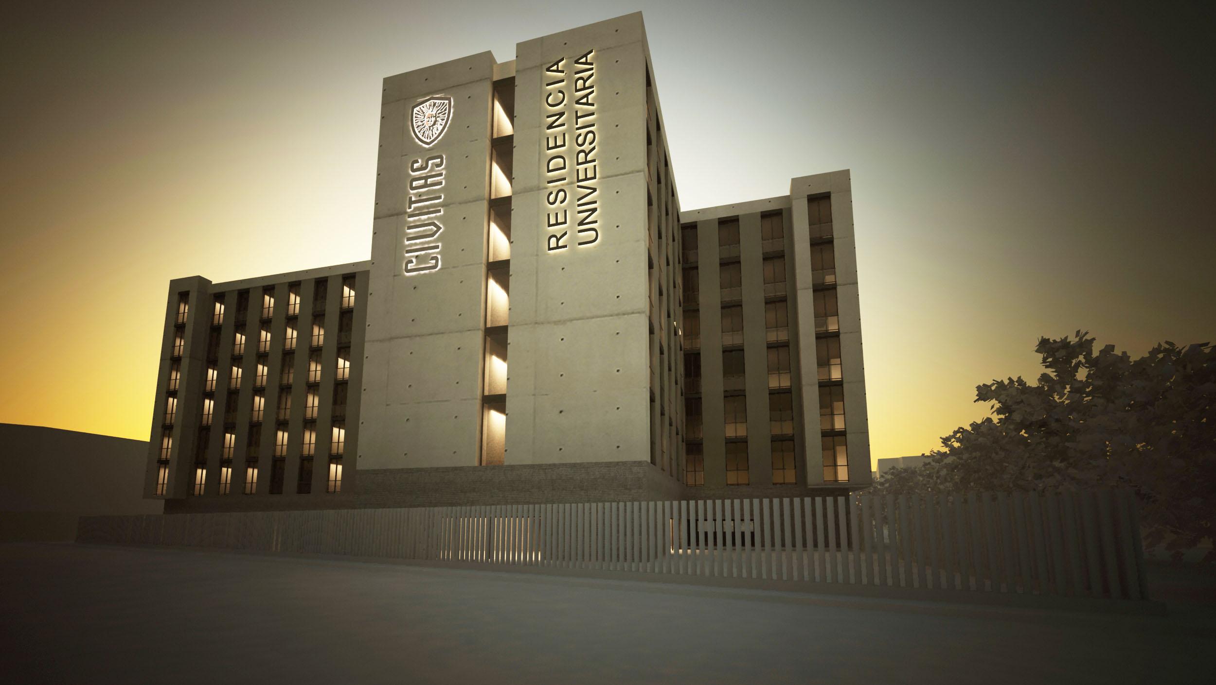 Residencia Universitaria Almería Civitas