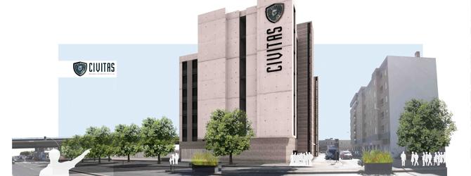 Arquitectura – Residencia Universitaria Almería CIVITAS
