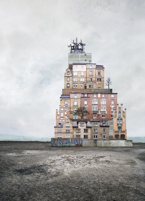 Paisajismo utopico - Matthias Jung