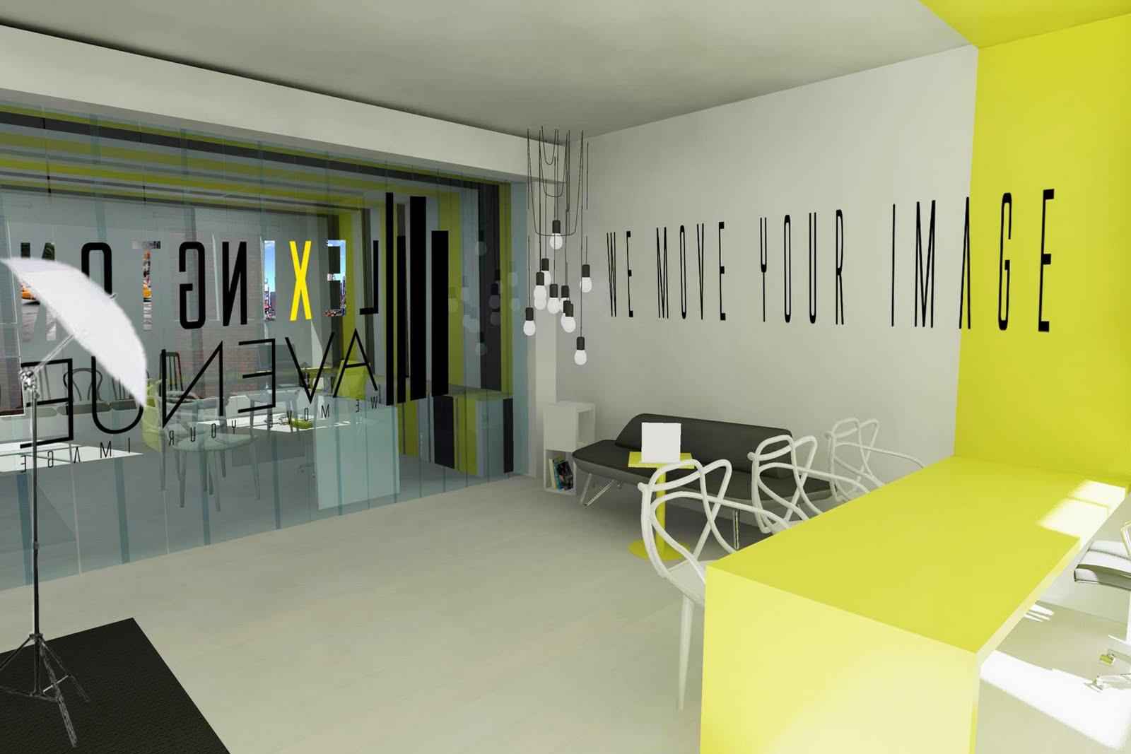 5 estrategias para el dise o de paredes low cost paissano for Diseno de interiores para oficinas pequenas