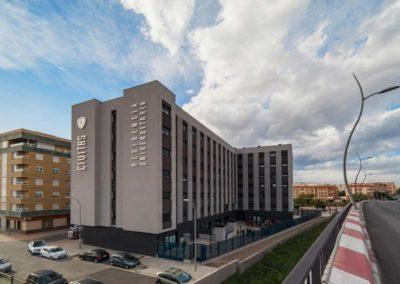 Arquitectura Contemporanea Residencia civitas Almería Arquitectos