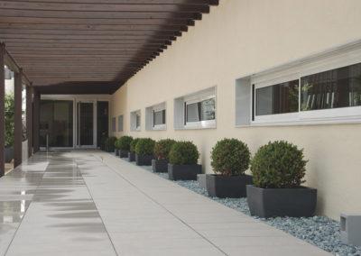 Diseño interiores de oficinas Almería Paissano