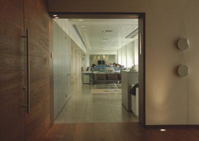 Diseño interiores de oficinas Almería estudio de arquitectura
