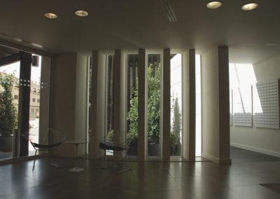 Diseño interiores de oficinas Almería proyecto