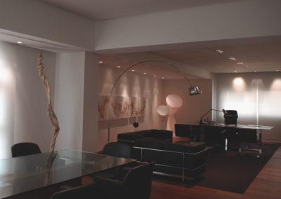 Diseño interiores de oficinas Almería reforma integral