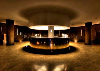 Proyecto interiorismo Spa Envia Golf Almería Proyecto