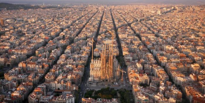 Paisajismo y las ciudades con perspectiva paissano for Paisajismo barcelona