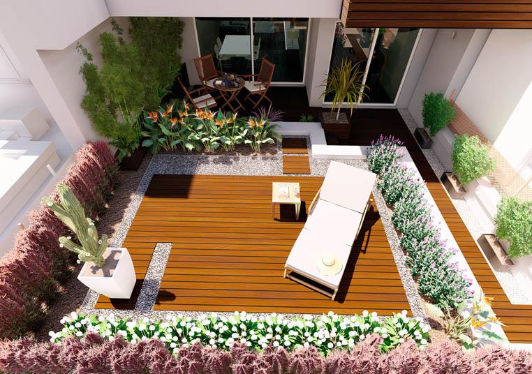 Diseno Terrazas Y Jardines Imagen Paissano Arquitecto En Almeria - Diseo-terrazas